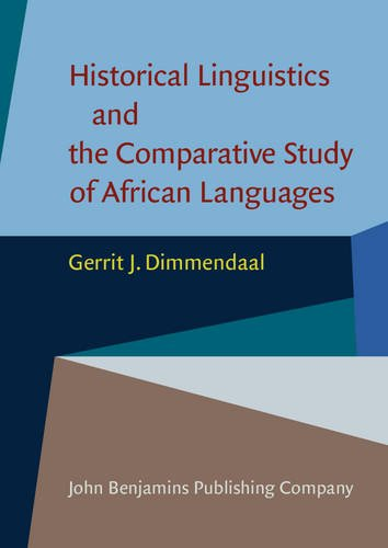 Compare Textbook Prices for Historical Linguistics and the Comparative Study of African Languages 1st Edition ISBN 9789027211798 by Gerrit Jan Dimmendaal