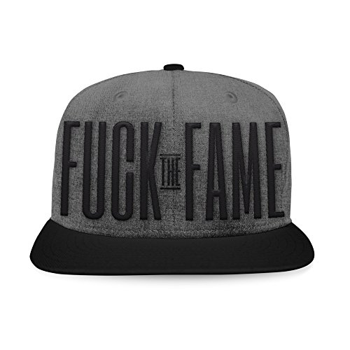 Eskimo Callboy - Fuck the Fame - Grey - Snap Back - Cap