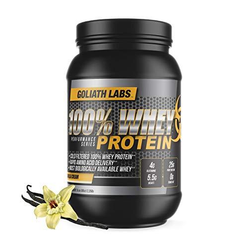 ⧫ Goliath Labs 100% Whey Protein …
