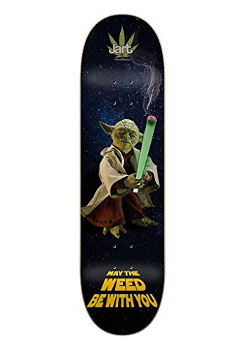Jarts Weed Nation Yoda 8.375