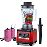 BioloMix Heavy Duty Professional Blender, 1500W Commercial Grade Bar Blender With 70Oz Container For...