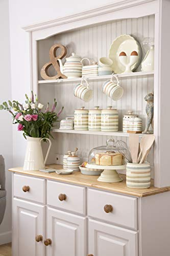 Kitchencraft Classic Collection – Tarro de Miel de cerámica, diseño