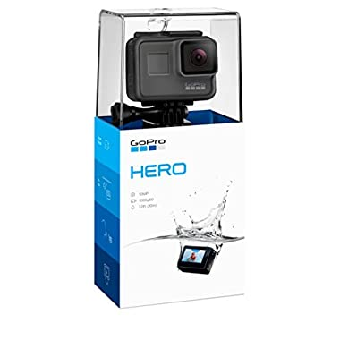 GoPro - Hero HD Waterproof Action Camera