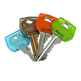 Nite Ize IdentiKey Covers, Write-On Universal Key Covers for Quick Key Identification, Multiple Colors (B01JK1OK6Y) | Amazon price tracker / tracking, Amazon price history charts, Amazon price watches, Amazon price drop alerts