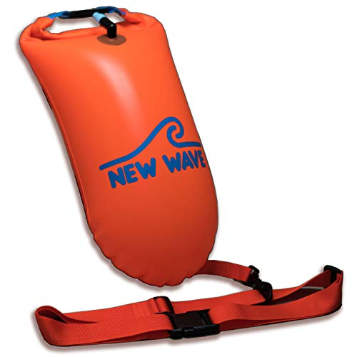 New Wave snorkeling buoy