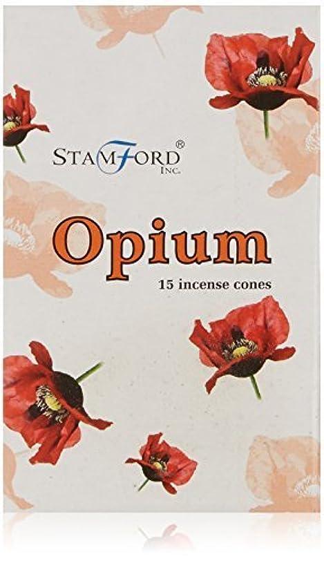 統合ミケランジェロ鋼Stamford Opium Incense Cones by Stamford