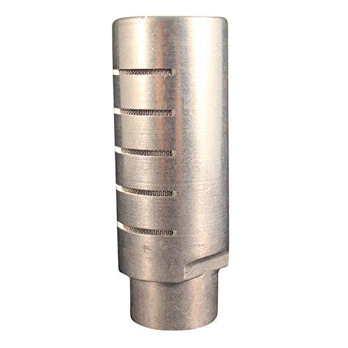 """Milton S-1086-21 1/2"""" Aluminum Silencer"""