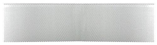 AD Tuning Alu Renngitter 130x30cm (1m²=25,38€) - universell einsetzbar - / Farbe: Silber