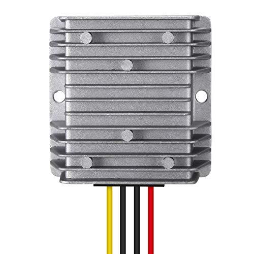 EBL Converter Voltage Regulator Reducer 36V Step Down to DC 12V 10A 120W Golf Cart Power Supply Waterproof Transformer Volt Module