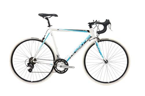 F.lli Schiano Run-R Bicicleta de Carretera, Men's, Blanco-Az