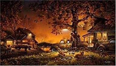 Twilight Time Limited Edition Art Print by Terry Redlin