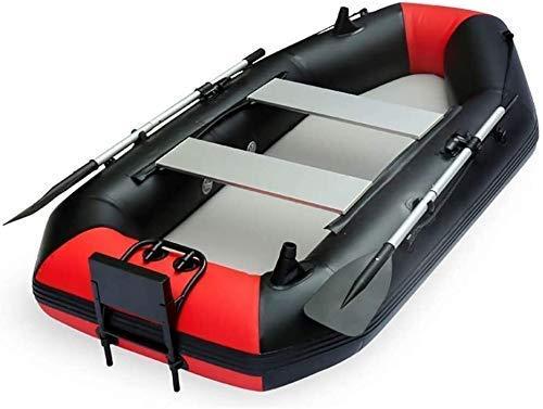 Deportes al Aire Libre Inflable Barco de 2 Persona con Motor eléctrico...