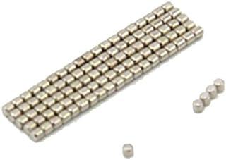First4magnets F305-100 diameter tjock N42-neodym-magnet 0,025 kg dragningskraft (1 st. paket0), diameter x 1 mm tjock, 100...