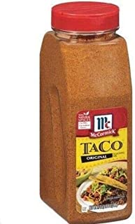 Taco Seasoning 730g by McCormick's - The Original Seasoning Mix - with Natural Spices | Shipped in Eco Friendly Packaging ...