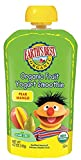 Earth's Best Organic Sesame Street Toddler Fruit Yogurt Smoothie, Pear Mango, 4.2 Oz Pouch (Pack of 12)