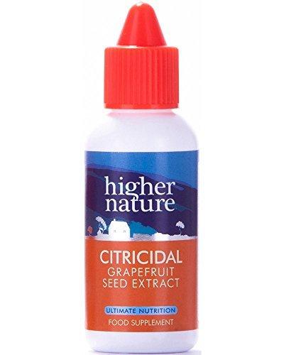 Higher Nature Citricidal Grapefruit Seed Extract Liquid - 25ml