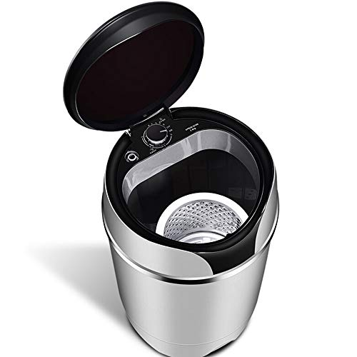 OCYE Best Choice Product Portable Compact Light Mini Single Barrel Washing Machine, Dormitory, Apartment, 8 lb. Load Capacity, Timer