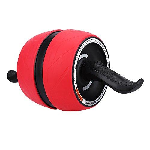 Cocoarm Bauchtrainer Bauchroller mit Kniematte AB Wheel für Fitness Bauchmuskeltraining und Muskelaufbau für Frauen und Männer