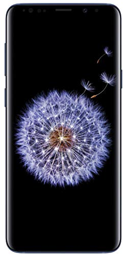 Samsung Galaxy S9+, 64GB, Coral Blue - For AT&T (Renewed)
