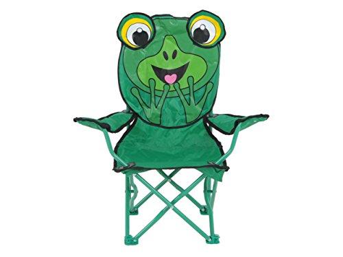 Dajar Klappstühle Frosch, grün