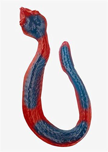 Gummy Snake - Cherry/Blue Raspberry