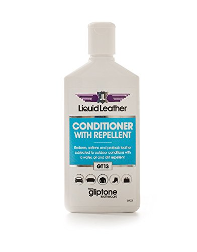 Gliptone Leren Conditioner met Afstotend GT13-250ml