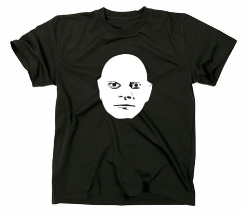 FANTOMAS Kult T-Shirt, louis de funes, schwarz, S
