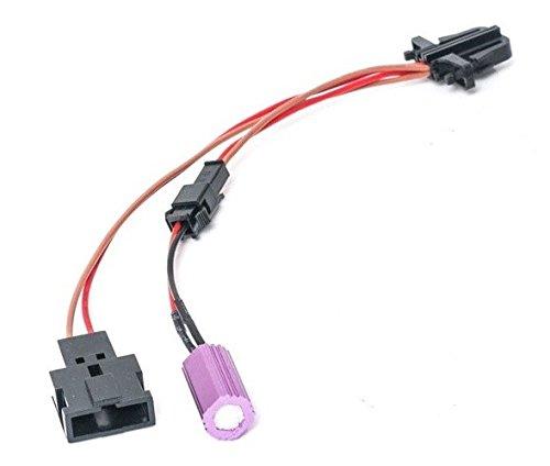 Widerstand für LED Kennzeichen- Nummernschild- Beleuchtung