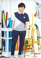 二宮和也 部長クリアファイル :「嵐のワクワク学校2018~毎日がもっと輝く5つの部活~」ジャニーズグッズ