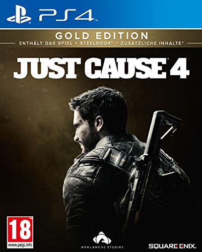 Just Cause 4 [PEGI] - Gold Edition - [PlayStation 4]