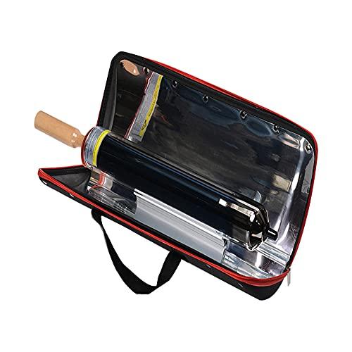 SANLAI Tragbarer Solarkocher BBQ Grill Camping Kochausrüstung Kochen in der Sonne Outdoor Camp Reisen Wandern Solar BBQ Herd Rauchfreies Essen