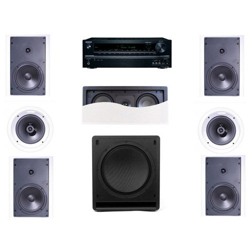 Why Should You Buy Klipsch R-1650-W In-Wall System #8
