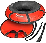 Bradley Multi-Rider Snow Tube with 60' Heavy Duty Cover   Sledding Tubes Made in USA