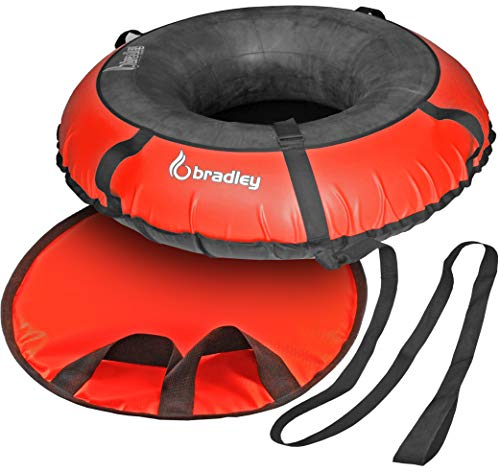 """Bradley Multi-Rider Snow Tube with 60"""" Heavy Duty Cover 