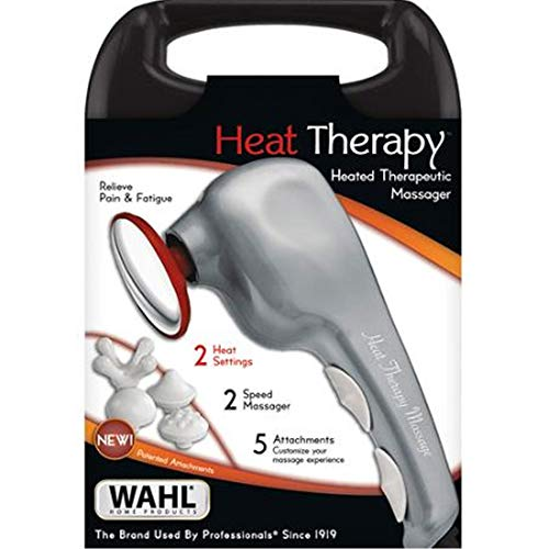 Wahl 4196-500 2-Speed All-Body Massager with Heat.