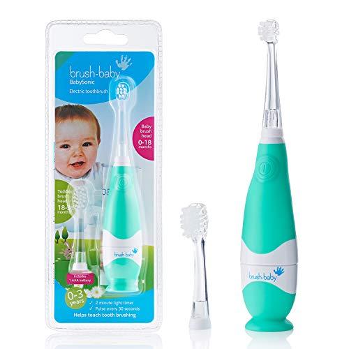 Brosse à dents électrique Brush-Baby BabySonic pour...