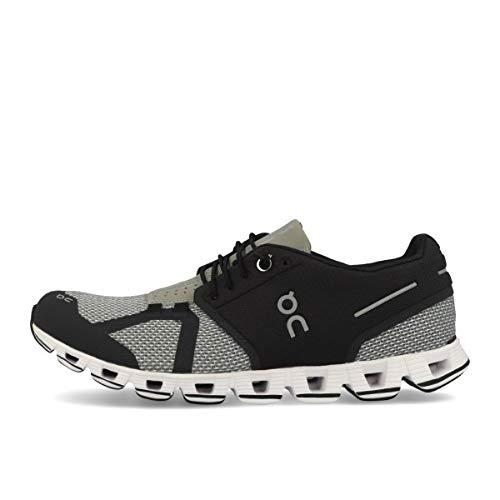 On CLOUDFLOW, Zapatillas masculinas para correr y caminar, Moss/Line, nº. 41, color Negro, talla 40.5 EU