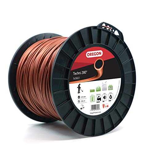 New Oregon Techni 280 Heavy Duty Strimmer Line 2.50mm x 324m