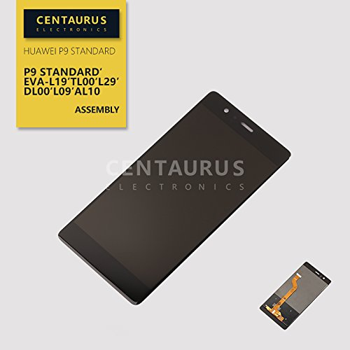 Replacement for 5.2' Huawei P9 Standard EVA-L29 DL00 L09 AL10 L19 TL00 LCD Display Touch Screen Digitizer Black