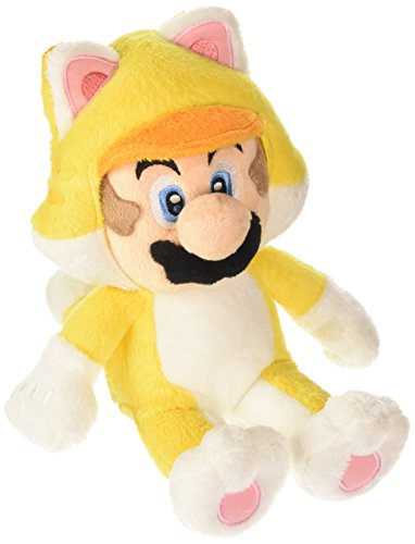 Nintendo Plüschfigur Mario Katze (25cm)