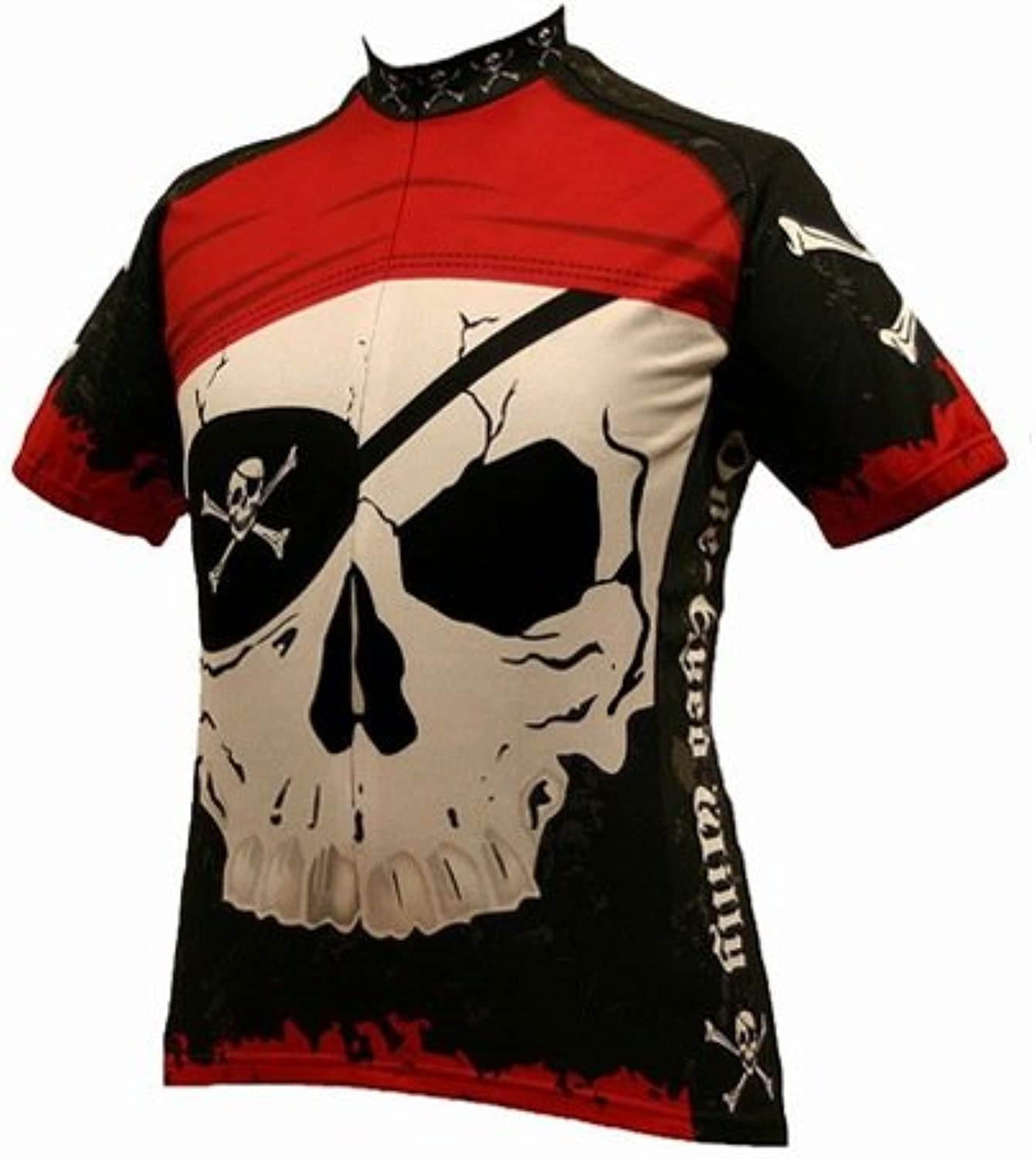 World Jerseys Men's OneEyed Willy Cycling Jersey