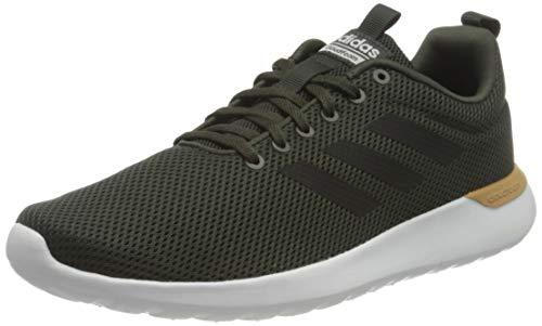 adidas Herren LITE Racer CLN Sneaker, Tieley/Negbás/Ftwbla, 45 1/3 EU