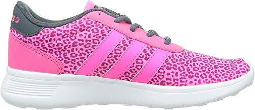 adidas Neo Lite Racer Zapatillas Sneakers Rosa para Mujer