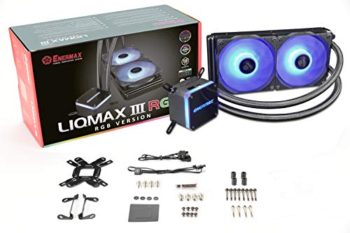 Enermax Liqmax III RGB 240 mm Wasserkühlung, schwarz
