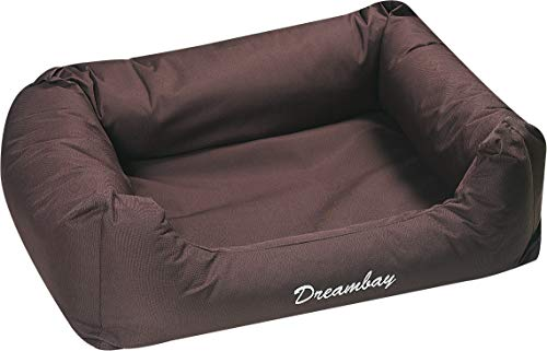 Flamingo Hondenmand Dreambay Polyester Bruin 65 x 45 x 20 cm
