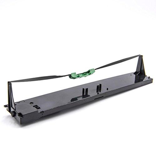 Cinta de nailon de tinta vhbw para impresora matricial Tally Genicom 5040, T 5040, T 5040 MSH-H como 043393. ✅