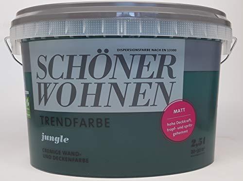 """Schöner Wohnen Trendfarbe""""Jungle"""" matt, 2,5 Liter"""