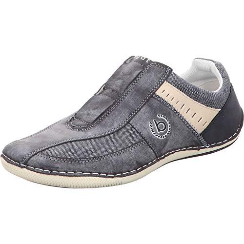 bugatti Herren 321480675000 Sneaker, Blau, 44 EU