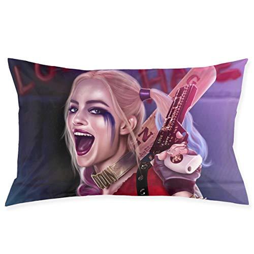 41vkOdBtkNL Harley Quinn Pillows