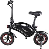 Windgoo Bicicleta Electrica 36V Plegable - E-Bike 12', Actua